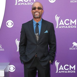 Darius Rucker in 48th Annual ACM Awards - Arrivals