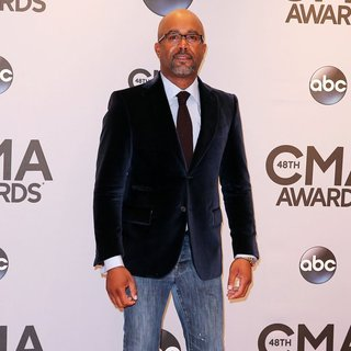 Darius Rucker in 48th Annual CMA Awards - Red Carpet
