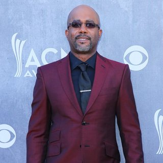Darius Rucker in 49th Annual Academy of Country Music Awards - Arrivals