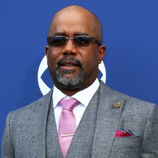 Darius Rucker in 53rd Academy of Country Music Awards - Arrivals
