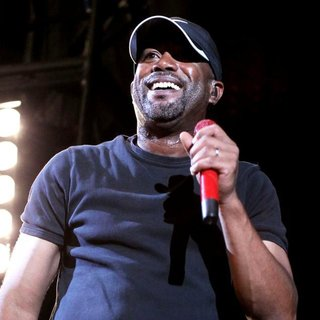 Darius Rucker in The Final Night of The 2011 CMA Music Festival Nightly Concerts