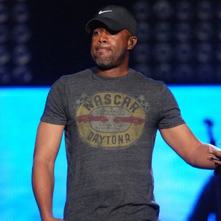 Darius Rucker Performing on New Year's Eve