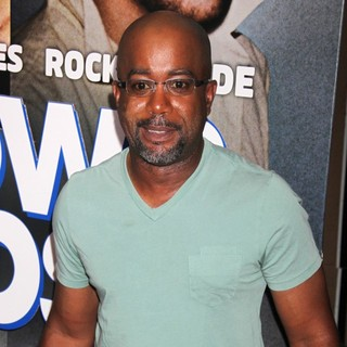 Darius Rucker in New York Premiere of Grown Ups 2