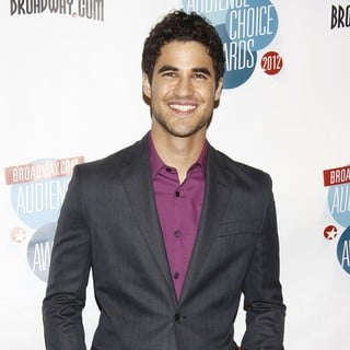 Darren Criss in The 13th Annual Broadway.com Audience Choice Awards - Arrivals