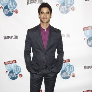 Darren Criss in The 13th Annual Broadway.com Audience Choice Awards - Arrivals - darren-criss-13th-annual-broadway-com-04