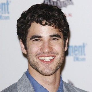 Darren Criss - Comic Con 2011 Day 3 - Entertainment Weekly Party - Arrivals