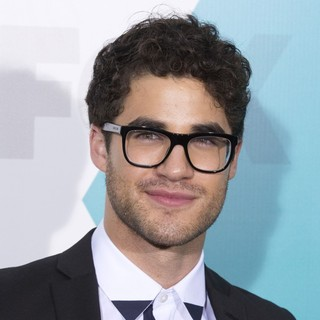 Darren Criss in 2012 Fox Upfront Presentation - Arrivals