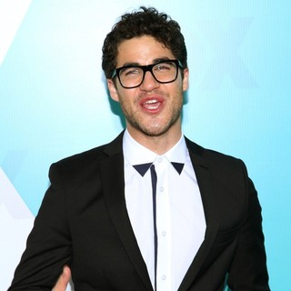 Darren Criss in 2012 Fox Upfront Presentation - Arrivals - darren-criss-2012-fox-upfront-presentation-02