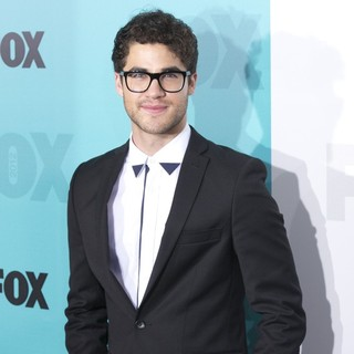 Darren Criss in 2012 Fox Upfront Presentation - Arrivals - darren-criss-2012-fox-upfront-presentation-03