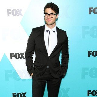 Darren Criss in 2012 Fox Upfront Presentation - Arrivals - darren-criss-2012-fox-upfront-presentation-04