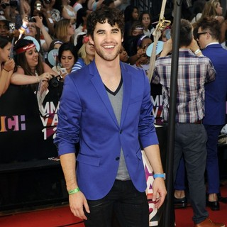 Darren Criss in 2012 MuchMusic Video Awards - Arrivals - darren-criss-2012-muchmusic-video-awards-01