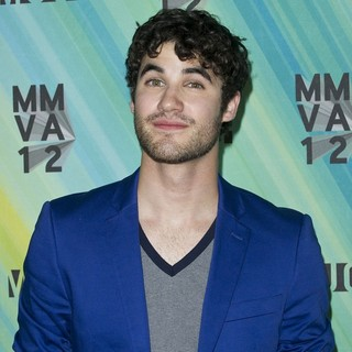 Darren Criss in 2012 MuchMusic Video Awards - Press Room