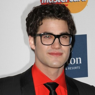 Darren Criss in Clive Davis And The Recording Academy's 2012 Pre-GRAMMY Gala