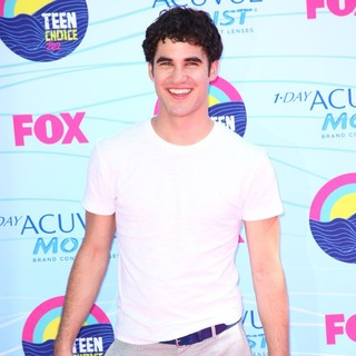 Darren Criss in The 2012 Teen Choice Awards - Arrivals