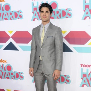 Darren Criss in The 5th Annual Teennick Halo Awards