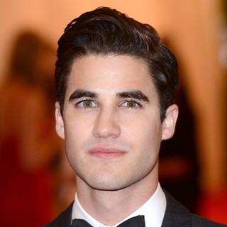 Darren Criss in Schiaparelli and Prada Impossible Conversations Costume Institute Gala