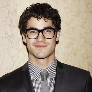 Darren Criss in The Old Vic Theatre Company Benefit - Arrivals