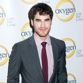 Darren Criss in Oxygen Upfront Presentation