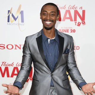 Darris Love in Film Premiere of Think Like a Man Too