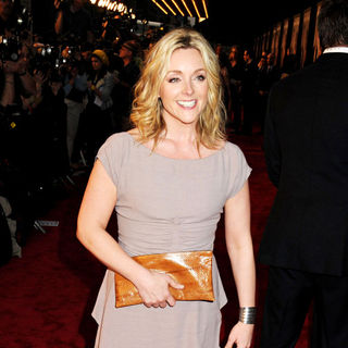 Jane Krakowski in NYC Premiere of 'Date Night'