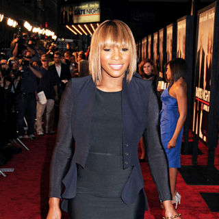Serena Williams in NYC Premiere of 'Date Night'
