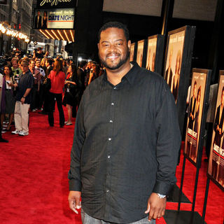 Grizz Chapman in NYC Premiere of 'Date Night'