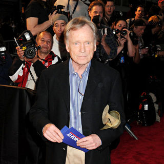 Dick Cavett in NYC Premiere of 'Date Night'