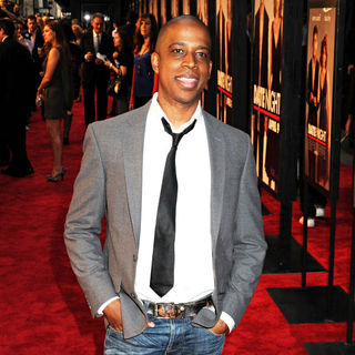 Keith Powell in NYC Premiere of 'Date Night'