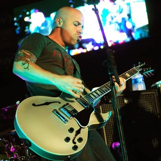Chris Daughtry, DAUGHTRY in DAUGHTRY Perform Live at Citi Field
