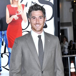 Dave Annable in The World Premiere of What's Your Number? - Arrivals