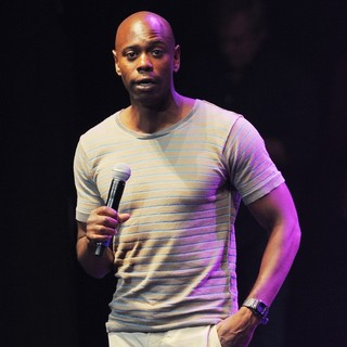 Dave Chappelle in Zo's Summer Groove Hard Rock Hotel and Casino Comedy Show - Performances