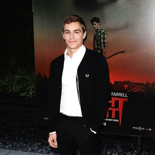 Dave Franco in Fright Night Los Angeles Screening - Red Carpet