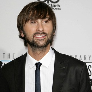 Dave Haywood, Lady Antebellum in The 40th Anniversary American Music Awards - Arrivals
