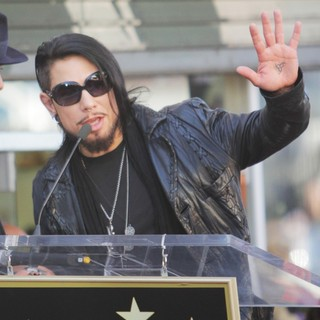 Dave Navarro, Jane's Addiction in Ceremony Honoring Jane's Addiction with A Star on The Hollywood Walk of Fame