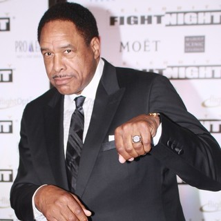 Dave Winfield in Muhammad Ali's Celebrity Fight Night XIII