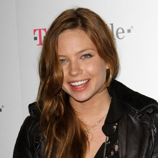 Daveigh Chase in Celebrity Magenta Carpet Arrivals at The Launch Party for Google Music Available on T-Mobile