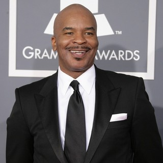 David Alan Grier in 55th Annual GRAMMY Awards - Arrivals
