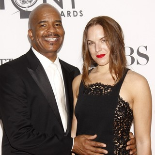 David Alan Grier in The 66th Annual Tony Awards - Arrivals