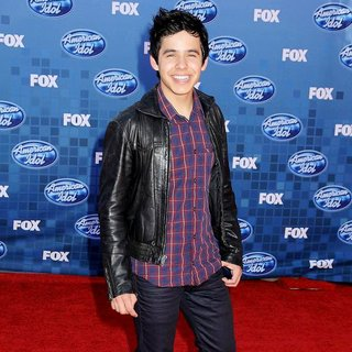David Archuleta in The 2011 American Idol Finale