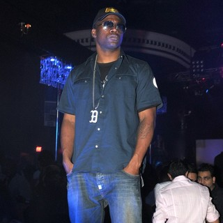 David Banner at Mansion Nightclub