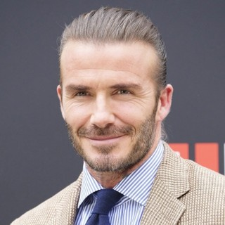 David Beckham-A Photocall for Biotherm Homme