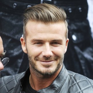 David Beckham - The Belstaff: Off Road-David Beckham Book Signing