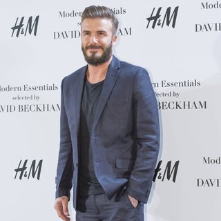David Beckham Presents The Modern Essentials Collection by H and M