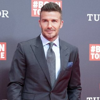 David Beckham Presents The Tudor New Collection