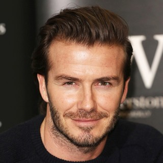 David Beckham - David Beckham Signs Copies of His Book Entitled David Beckham