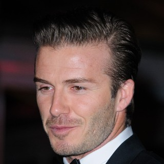 David Beckham in The Sun Military Awards 2011 - Arrivals