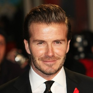 David Beckham in The World Premiere of The Class of 92 - Arrivals