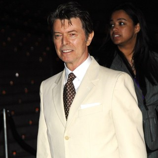 David Bowie in 6th Annual Tribeca Film Festival - Vanity Fair Party