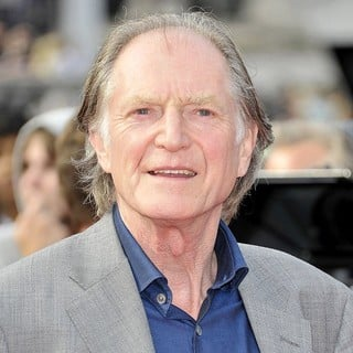 David Bradley in Harry Potter and the Deathly Hallows Part II World Film Premiere - Arrivals