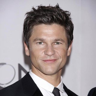 David Burtka in The 65th Annual Tony Awards - Arrivals